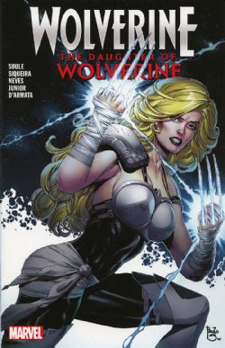 WOLVERINE -  THE DAUGHTER OF WOLVERINE TP