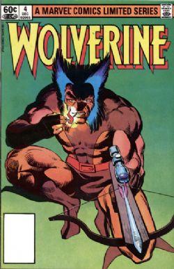 WOLVERINE -  WOLVERINE (1988) - VERY FINE- - 7.5 4