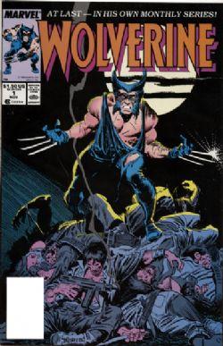 WOLVERINE -  WOLVERINE (1988) - VERY FINE - 8.0 1