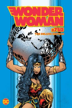 WONDER WOMAN -  #750 THE DELUXE EDITION HC