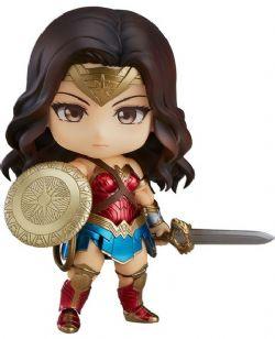 WONDER WOMAN -  FIGURINE NENDOROID DE WONDER WOMAN ÉDITION HERO (10 CM) 818