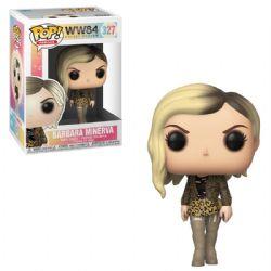 WONDER WOMAN -  FIGURINE POP! EN VINYLE DE BARBARA MINERVA (10 CM) -  WONDER WOMAN 1984 327