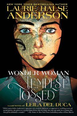 WONDER WOMAN -  TEMPEST TOSSED TP
