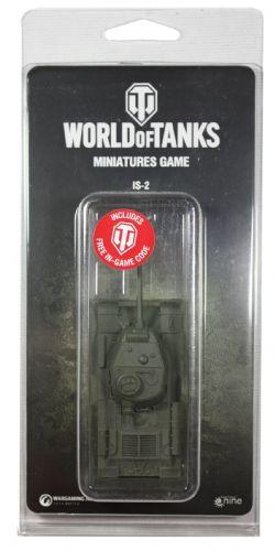 WORLD OF TANKS -  IS-2 (ANGLAIS) -  SOVIET