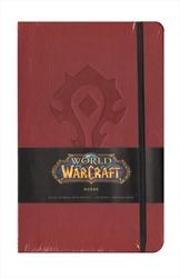 WORLD OF WARCRAFT -  HORDE - CARNET DE NOTES (192 PAGES)
