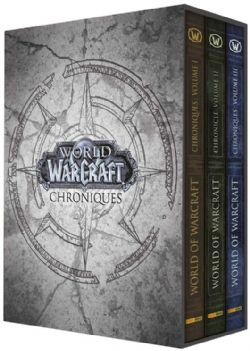 WORLD OF WARCRAFT -  TOMES 01 À 03 - AVEC 6 LITHOGRAPHIES EXCLUSIVES - EDITION COLLECTOR  (V.F.) -  CHRONIQUES