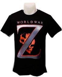 WORLD WAR Z -  T-SHIRT - NOIR