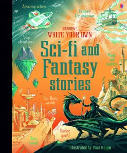WRITE YOUR OWN -  SCI-FI AND FANTASY STORIES