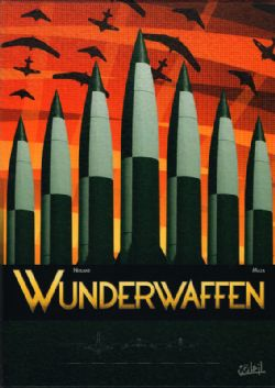 WUNDERWAFFEN -  COFFRET TOME 12 AVEC CALE
