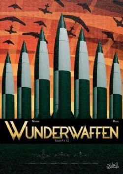 WUNDERWAFFEN -  COFFRET (TOMES 09 A 12)