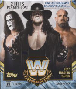 WWE -  2017 TOPPS LEGENDS (MB6P5/B2)