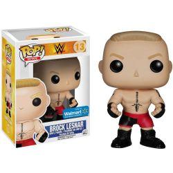 WWE -  FIGURINE POP! EN VINYLE DE BROCK LESNAR (USAGÉ) (10 CM) 95