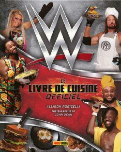 WWE -  LE LIVRE DE CUISINE OFFICIEL