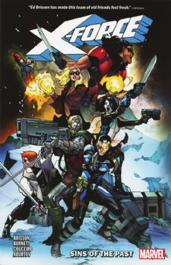 X-FORCE -  SINS OF PAST TP 01