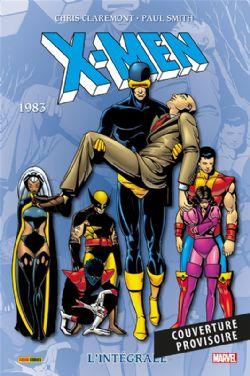 X-MEN -  INTÉGRALE 1983 (ÉDITION 2020)