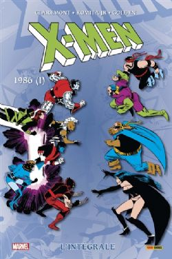 X-MEN -  INTÉGRALE 1986 (I)