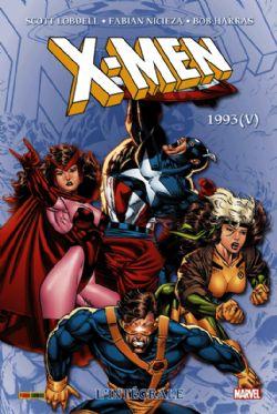 X-MEN -  INTÉGRALE 1993 (V)