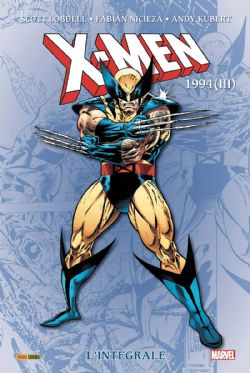 X-MEN -  INTÉGRALE 1994 -03-