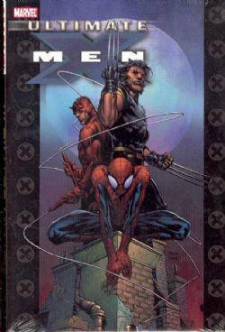 X-MEN -  LIVRE USAGÉ - X-MEN HC (ANGLAIS) -  ULTIMATE 04