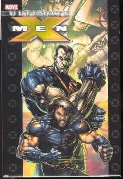 X-MEN -  LIVRE USAGÉ - X-MEN HC (ANGLAIS) -  ULTIMATE 05