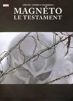 X-MEN -  MAGNÉTO: LE TESTAMENT - ÉDITION COLLECTOR