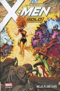 X-MEN -  MOJO PLANÉTAIRE -  GOLD 02