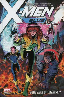 X-MEN -  VOUS AVEZ DIT BIZARRE ? -  BLUE 01