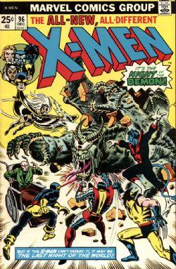X-MEN -  X-MEN (1975) - VERY FINE (-) - 7.5 96