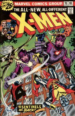 X-MEN -  X-MEN (1976) - VERY FINE (-) - 7.5 98
