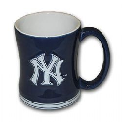 YANKEES DE NEW YORK -  TASSE RELIEF