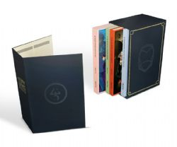 YELLOW KING, THE -  FOUR BOOKS SLIPCASE SET