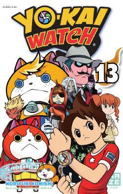YO-KAI WATCH -  (V.F.) 13