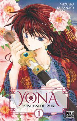 YONA, PRINCESSE DE L'AUBE -  (V.A.) 01
