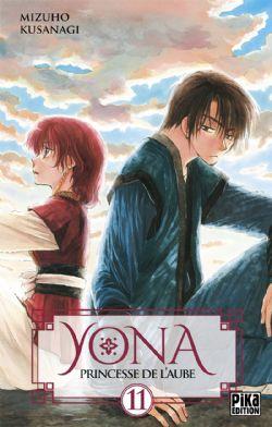 YONA, PRINCESSE DE L'AUBE -  (V.A.) 11