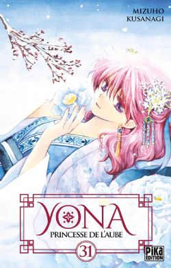 YONA, PRINCESSE DE L'AUBE -  (V.F.) 31
