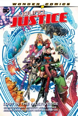YOUNG JUSTICE -  LOST IN THE MULTIVERSE HC 02
