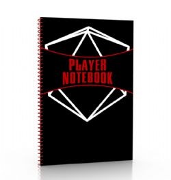 YOUR BEST GAME EVER -  PLAYER NOTEBOOK (ANGLAIS)