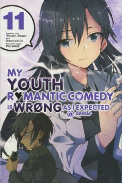 YOUTH ROMANTIC COMEDY IS WRONG, AS I EXPECTED, MY -  (V.A.) 11