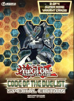 YU-GI-OH! -  CODE OF THE DUELIST BOOSTER PACK SPECIAL EDITION (ANGLAIS)