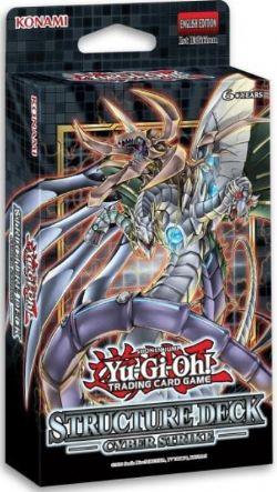 YU-GI-OH! -  CYBER STRIKE STRUCTURE DECK (ANGLAIS)