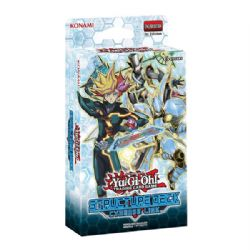 YU-GI-OH! -  CYBERSE LINK STRUCTURE DECK (ANGLAIS)
