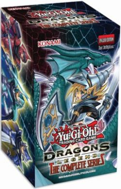 YU-GI-OH! -  DRAGONS OF LEGEND THE COMPLETE SERIES (2P18 + 1 CARD) (ANGLAIS)