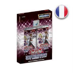 YU-GI-OH! -  DUELISTES LÉGENDAIRE SAISON 2 (2P18 + 1 CARTE) (FRENCH)
