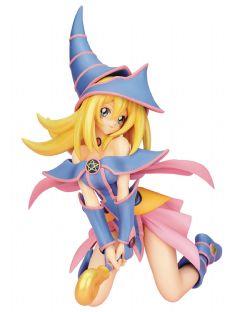 YU-GI-OH! -  FIGURINE -  DARK MAGICIAN GIRL
