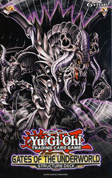 YU-GI-OH! -  GATES OF THE UNDERWORLD PAQUET STRUCTURE (ANGLAIS)