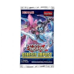 YU-GI-OH! -  GENESIS IMPACT BOOSTER PACK (ANGLAIS) -  1ST EDITION