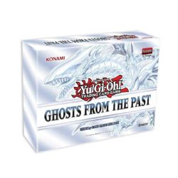 YU-GI-OH! -  GHOSTS FROM THE PAST (ANGLAIS) **LIMITE 1 DISPLAY / 5 BOÎTES PAR CLIENT**