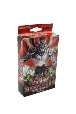 YU-GI-OH! -  HERO STRIKE STRUCTURE DECK UNLIMITED (ANGLAIS)
