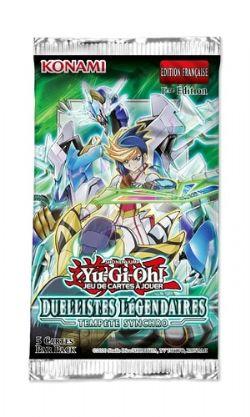 YU-GI-OH! -  LEGENDARY DUELISTS LA TEMPÊTE SYNCHRO (FRANÇAIS) -  1ST EDITION