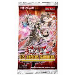 YU-GI-OH! -  LES ANCIENS GARDIENS BOOSTER PACK (P5/B24) (FRANÇAIS)